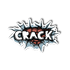 Crack on the Wall Sticker | Stickers | Witty Novelty