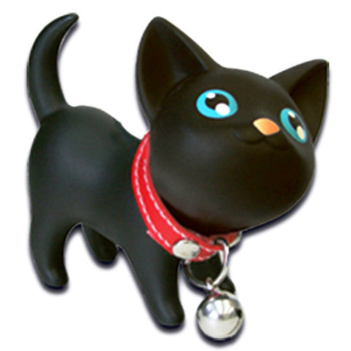 Black Kitty Keychain