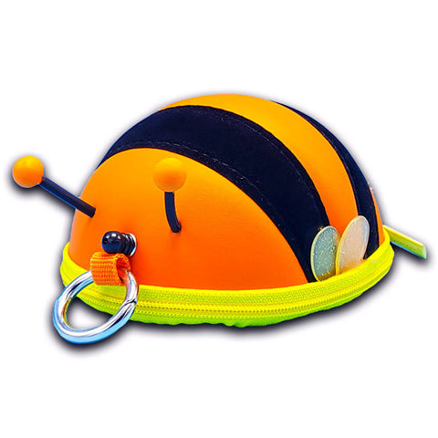 Bumble Bee Coin Bag | Cute Accessories & Gifts | Witty Novelty