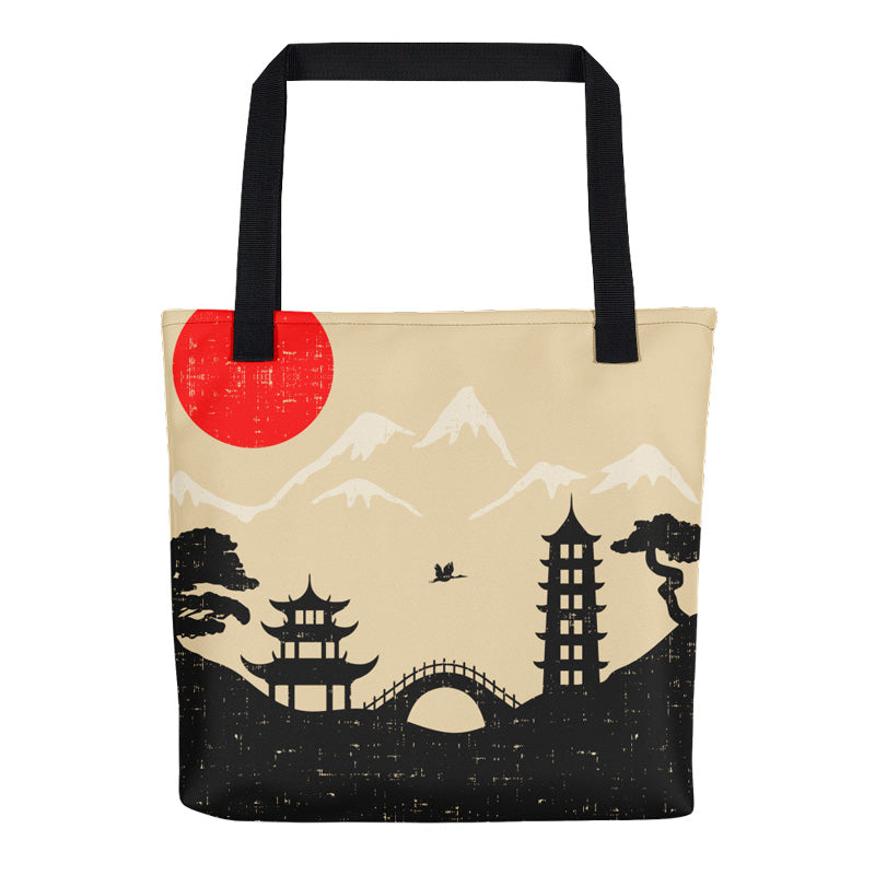 Dreaming Japan Tote Bag | Unique Bags & Unisex Gifts | Witty Novelty