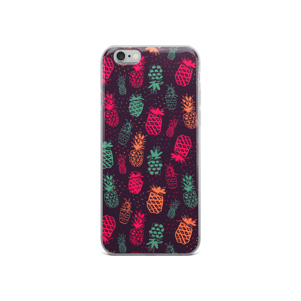 Pineapple Heaven iPhone Case