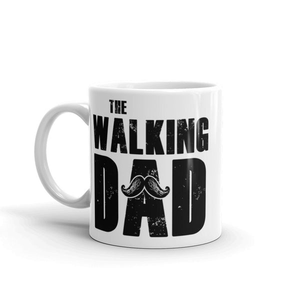 The Walking Dad Father's Day Mug | Cool Gifts & Fun Mugs | Witty Novelty