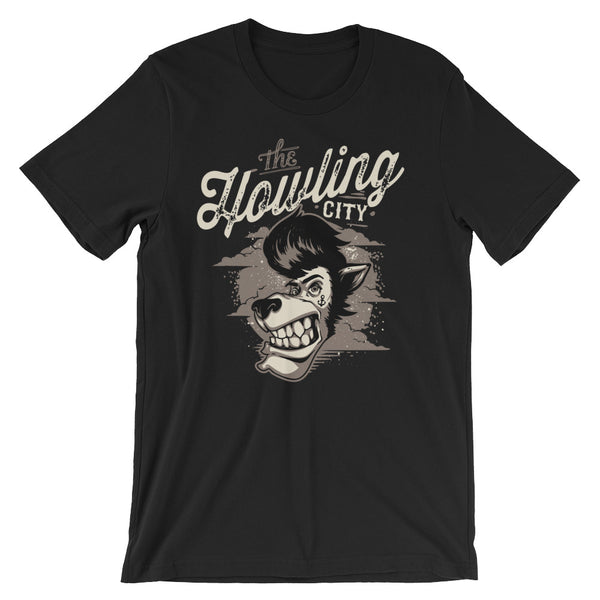 The Howling City Short-Sleeve Unisex T-Shirt