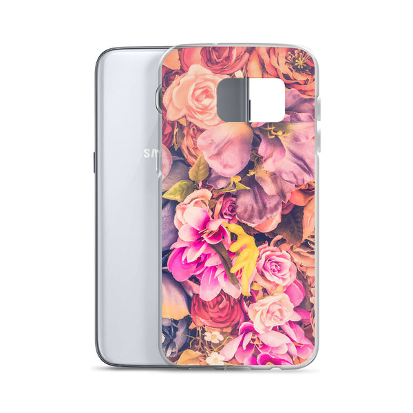 Flowers For Mom Samsung Case |  | Witty Novelty