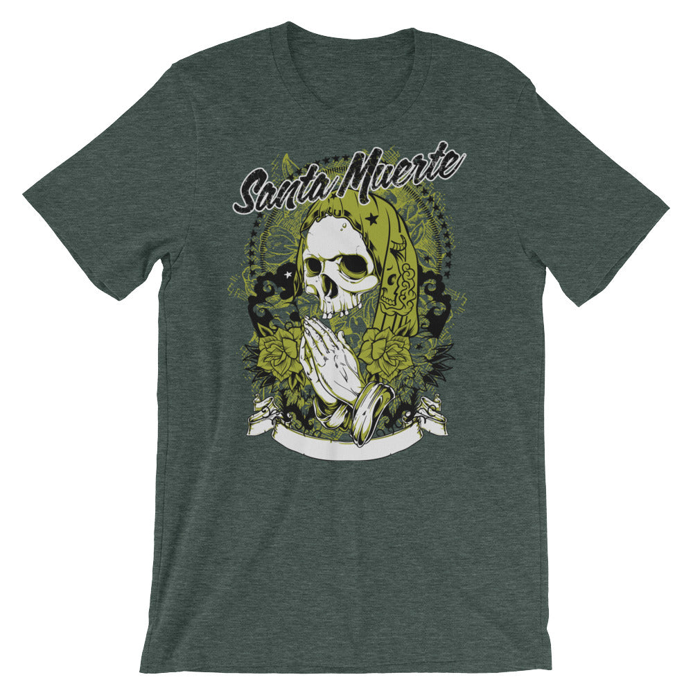 Holy Death - Santa Muerte Short-Sleeve Unisex T-Shirt