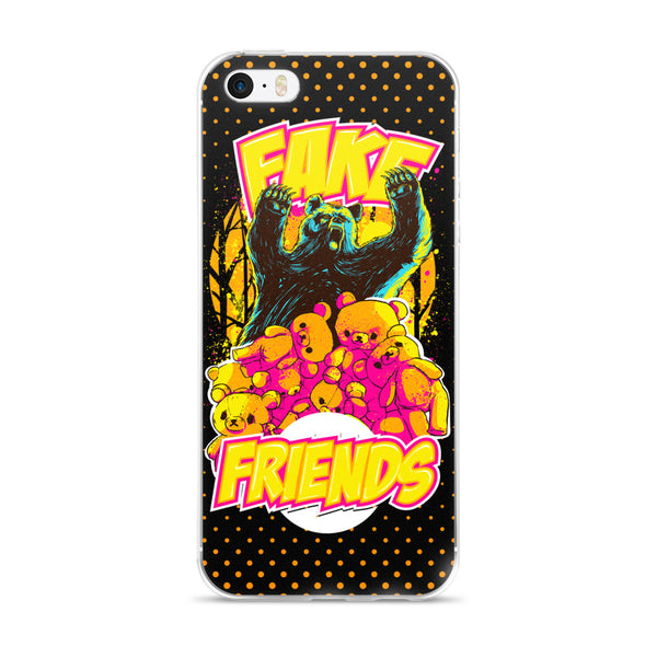 Fake Friends iPhone Case | Phone Cases | Witty Novelty