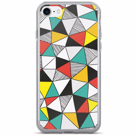 Geomania iPhone 7/7 Plus Case | Phone Case | Witty Novelty