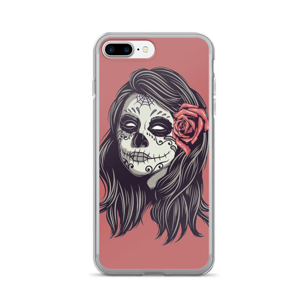 Day Of The Dead iPhone 7/7 Plus Case | Phone Case | Witty Novelty
