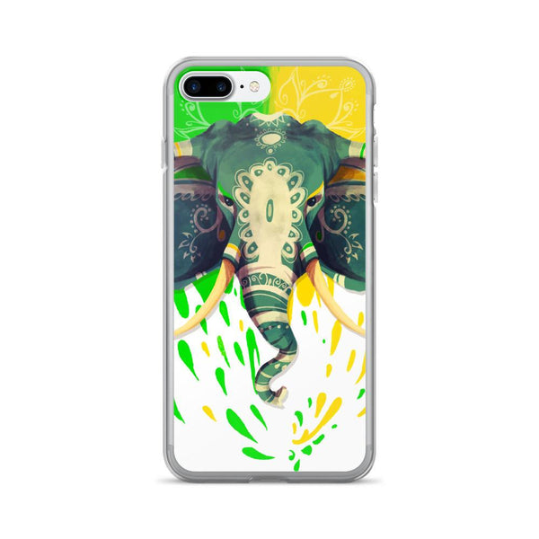 The Magnificent Elephant iPhone 7/7 Plus Case | Phone Case | Witty Novelty