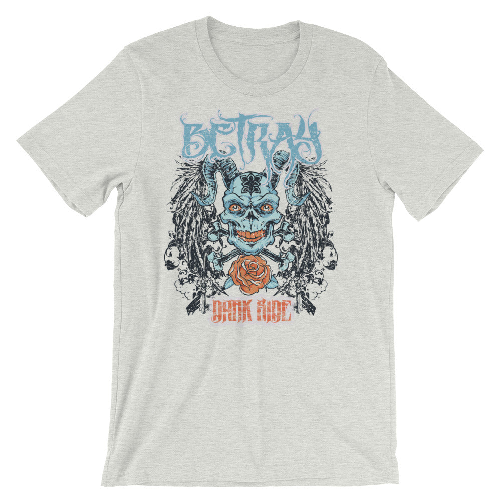 Betray - Dark Side Short-Sleeve Unisex T-Shirt