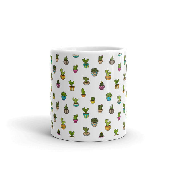 Cactusland Mug | Cool Gifts & Fun Mugs | Witty Novelty