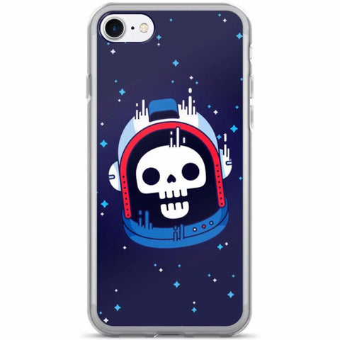 Astronaut Skull iPhone 7/7 Plus Case