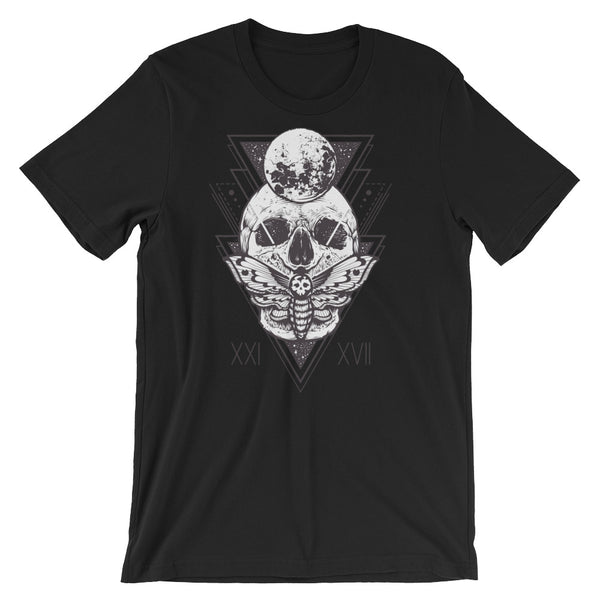 Death mote #2 Short-Sleeve Unisex T-Shirt |  | Witty Novelty