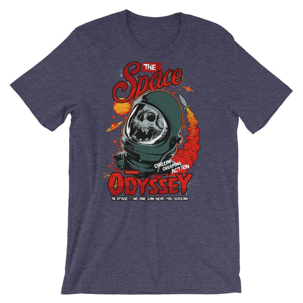 The Space Odyssey Short-Sleeve Unisex T-Shirt