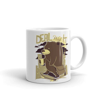 Deal With It Mug |  | Witty Novelty