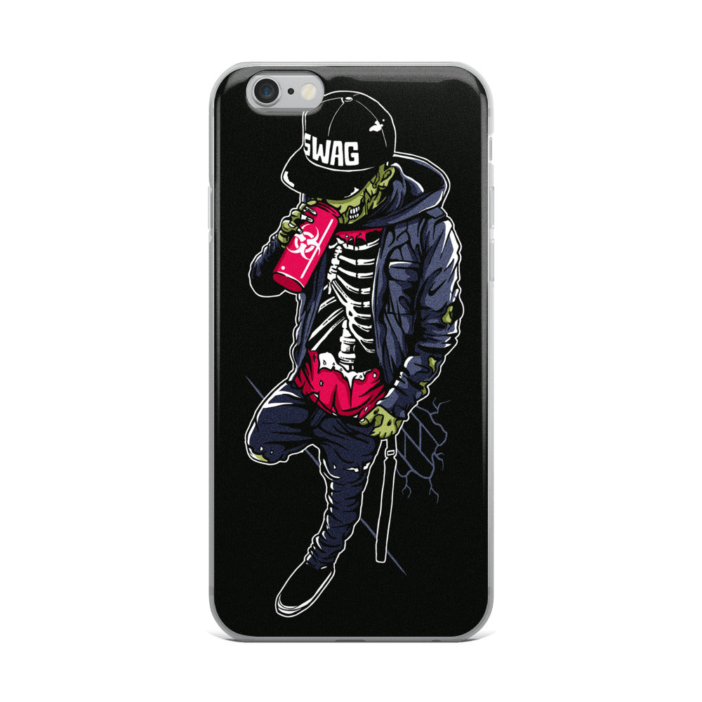 Zombie SWAG iPhone Case for All Models - iPhone X Case | Phone Cases | Witty Novelty