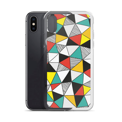 Geomania iPhone Case | Phone Case | Witty Novelty