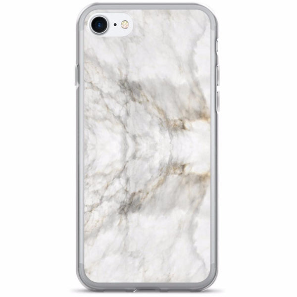 Light Marble iPhone Case | Phone Case | Witty Novelty