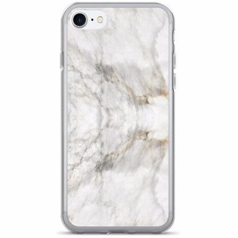 Light Marble iPhone 7/7 Plus Case | Phone Case | Witty Novelty