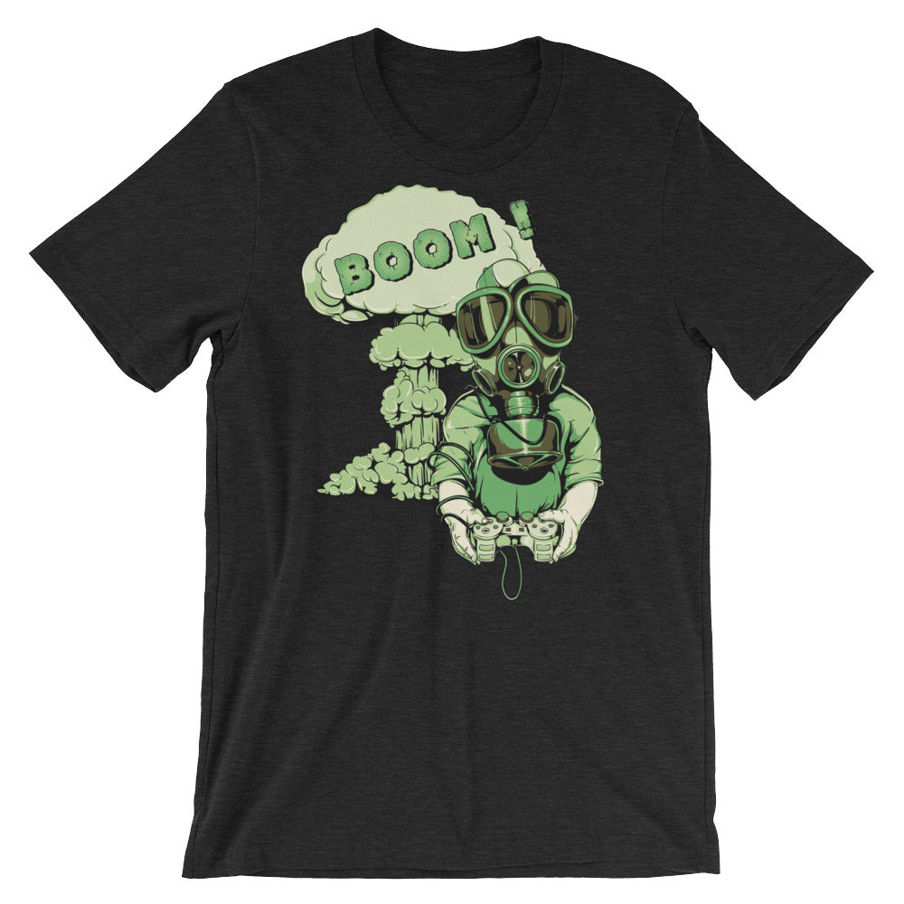 Boom Short-Sleeve Unisex T-Shirt |  | Witty Novelty
