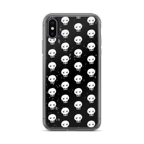 Skulls Everywhere iPhone Case