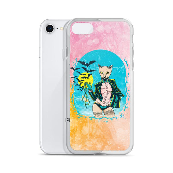 Catgirl iPhone Case for All Models - iPhone X Case | Phone Cases | Witty Novelty