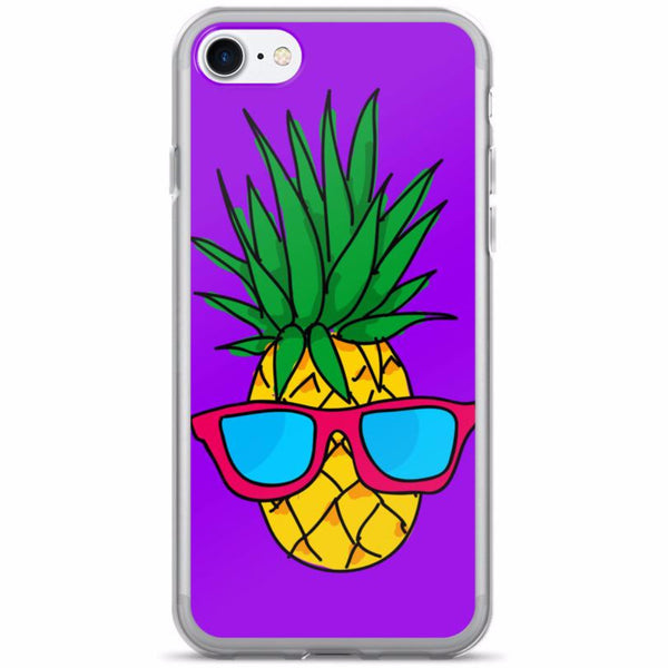 Pineapple Man iPhone 7/7 Plus Case | Phone Case | Witty Novelty