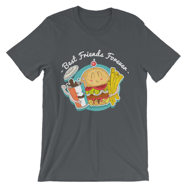 Best Friends Forever Unisex T-Shirt | Shirts | Witty Novelty