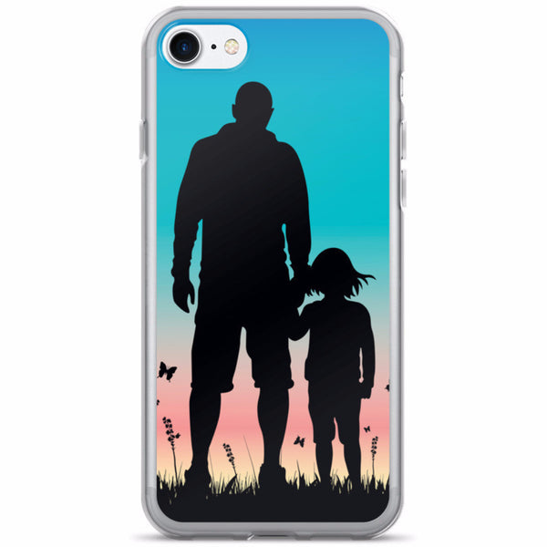 Daddy's Little Girl iPhone 7/7 Plus Case