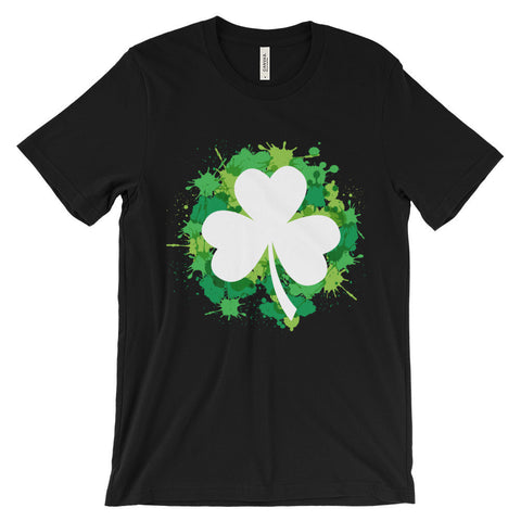 Lucky Shamrock Unisex T-Shirt | Shirts | Witty Novelty