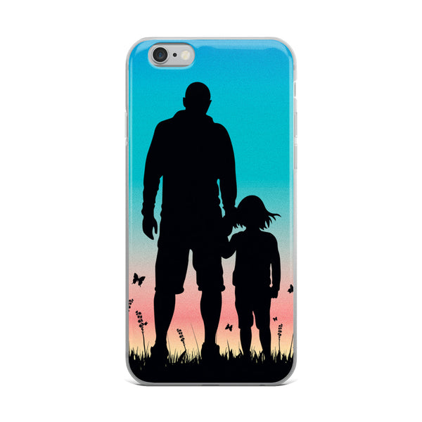 Daddy's Little Girl iPhone Case | phone case | Witty Novelty