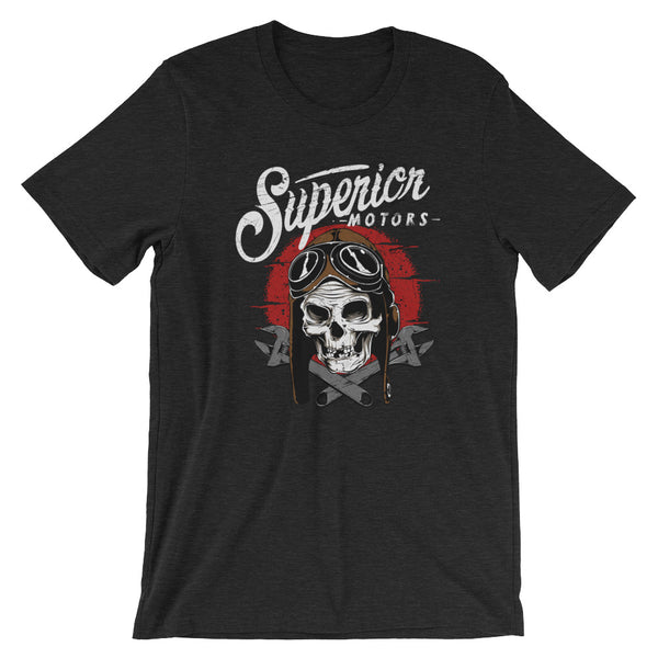 Superior Motors Short-Sleeve Unisex T-Shirt