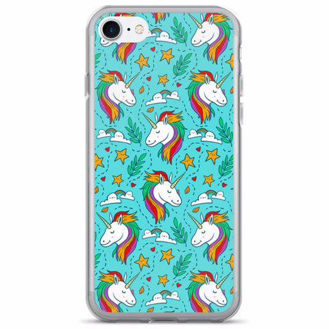 Unicorn Love iPhone 7/7 Plus Case | Phone Case | Witty Novelty