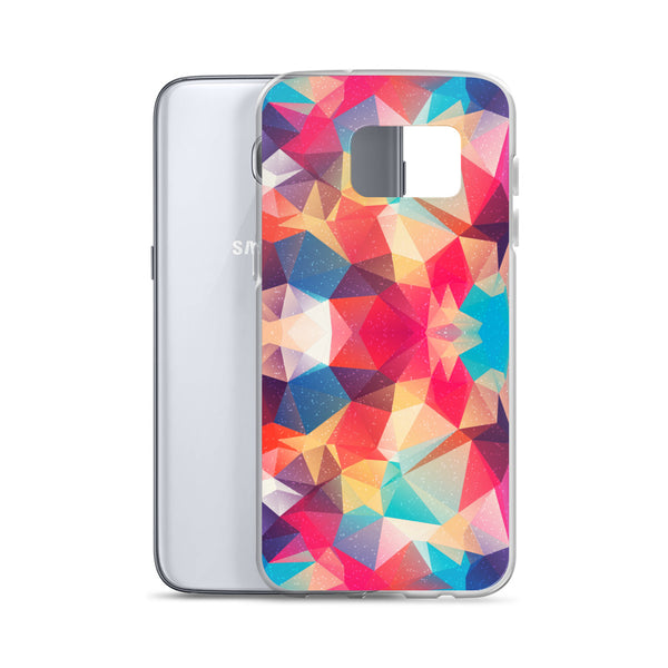 Dreamy Triangles Samsung Case |  | Witty Novelty