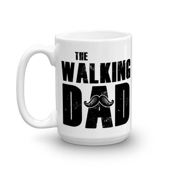 The Walking Dad Father's Day Mug