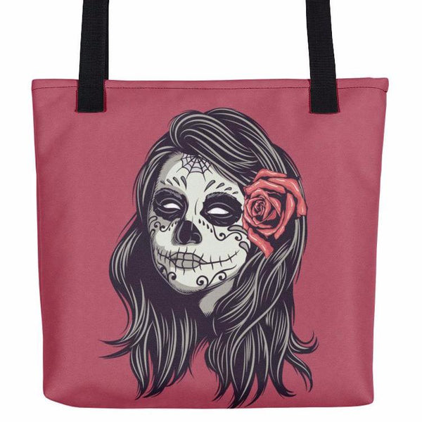 Day Of The Dead Tote Bag | Unique Bags & Unisex Gifts | Witty Novelty