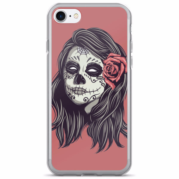 Day Of The Dead iPhone 7/7 Plus Case