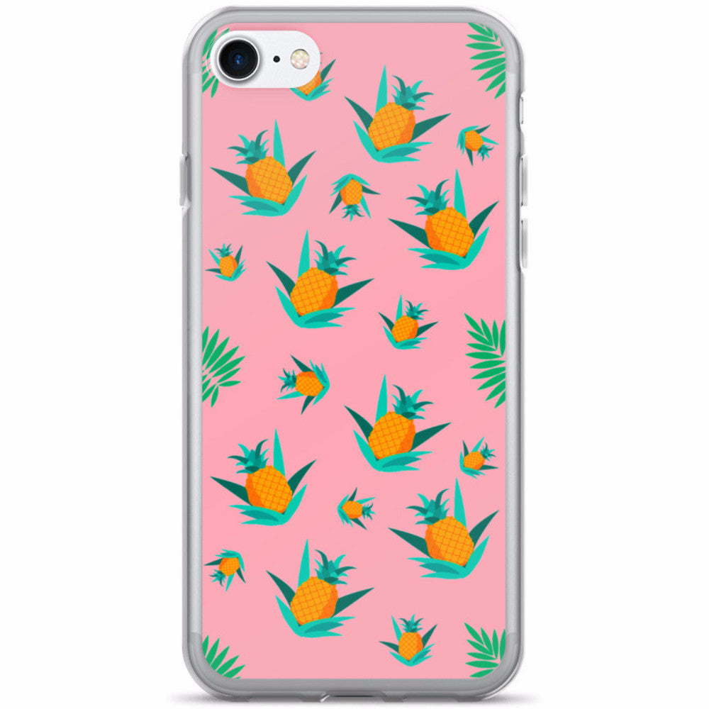 Summer Pineapples iPhone 7/7 Plus Case
