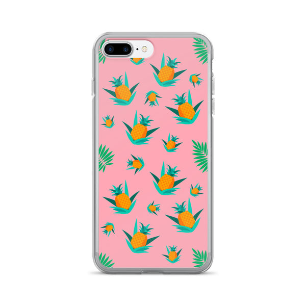 Summer Pineapples iPhone 7/7 Plus Case | Phone Case | Witty Novelty