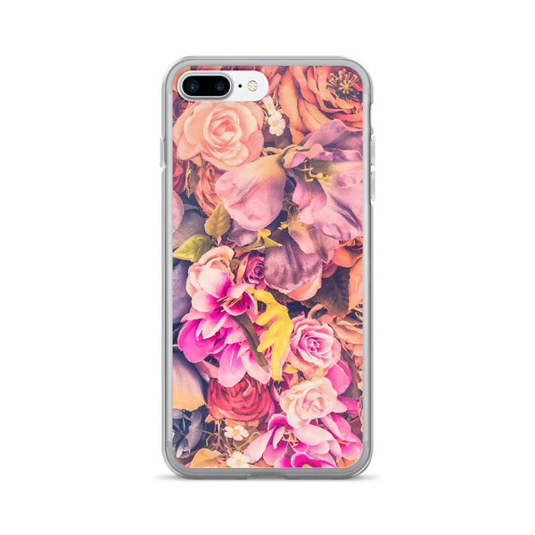 Flowers For Mom iPhone 7/7 Plus Case | phone case | Witty Novelty