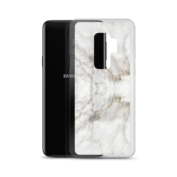 Light Marble Samsung Case |  | Witty Novelty