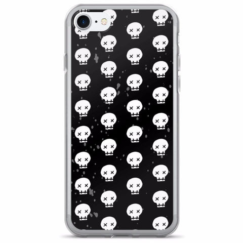Skulls Everywhere iPhone 7/7 Plus Case | Phone Case | Witty Novelty