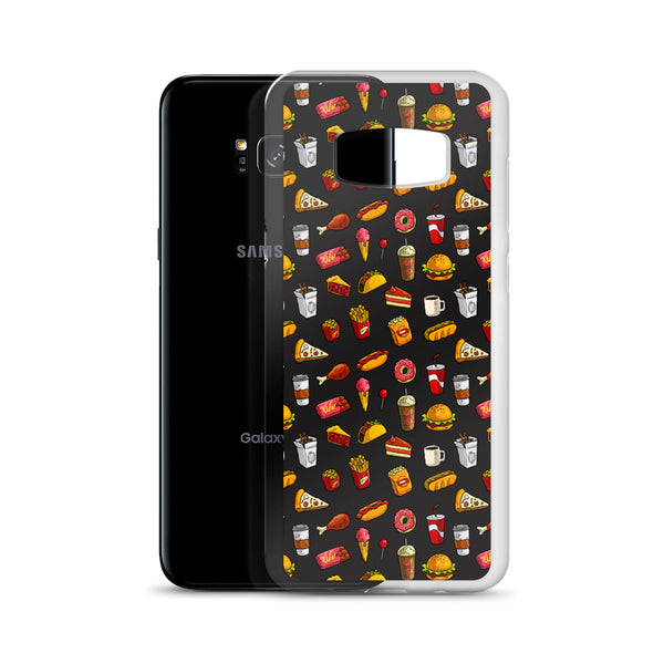 Fast Food Madness Samsung Case |  | Witty Novelty