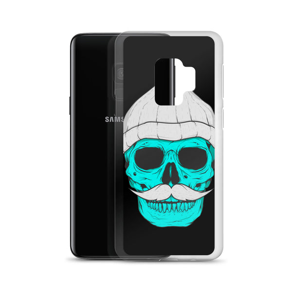 Skull With A Beanie Samsung Case