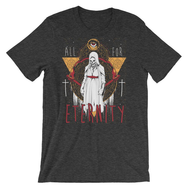 All for Eternity Short-Sleeve Unisex T-Shirt |  | Witty Novelty