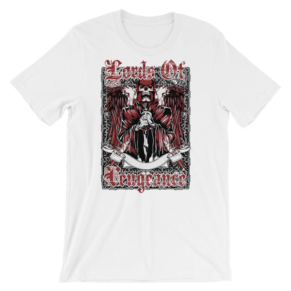 Lords Of Vengeance Short-Sleeve Unisex T-Shirt |  | Witty Novelty