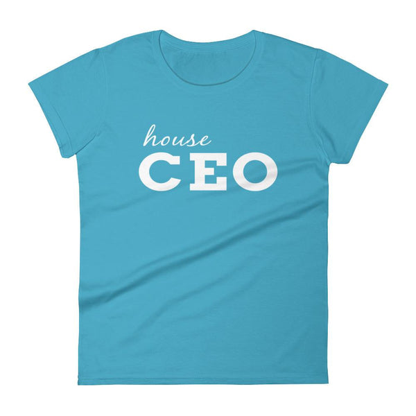 House CEO Women's T-Shirt | Shirts | Witty Novelty