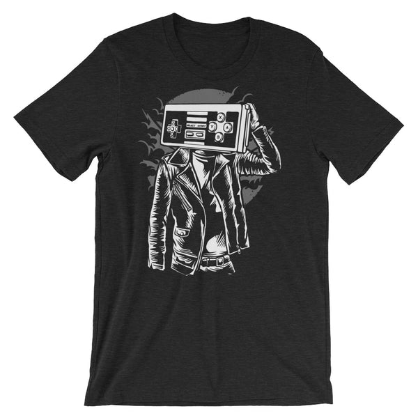 Street Gamer Short-Sleeve Unisex T-Shirt |  | Witty Novelty