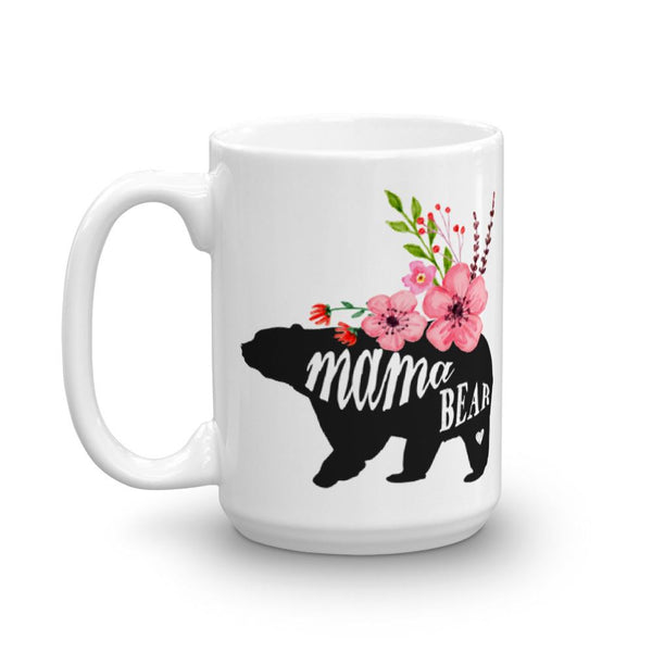 Mama Bear Mug | Cool Gifts & Fun Mugs | Witty Novelty