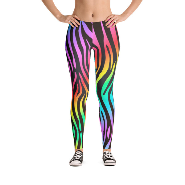 Rainbow Flow Leggings | Leggings | Witty Novelty